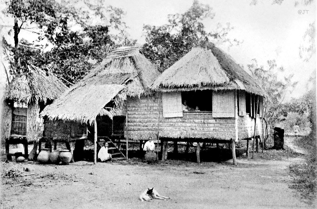 filipino homes nagaba village guimaras island philippin flickr