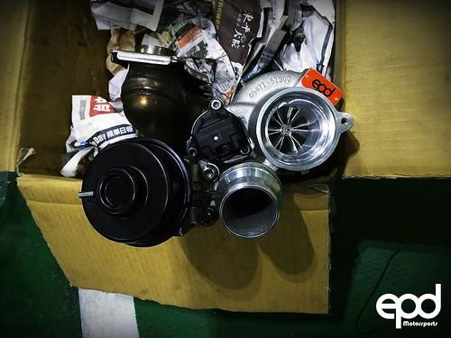 Bmw N20 Upgrade Turbo For F30 320 328 F10 520 528 F32 42