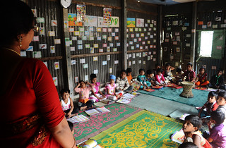 Education is the ticket | by UNDP Bangladesh