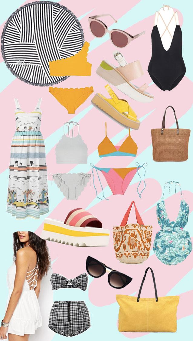 Lyst summer holiday wishlist