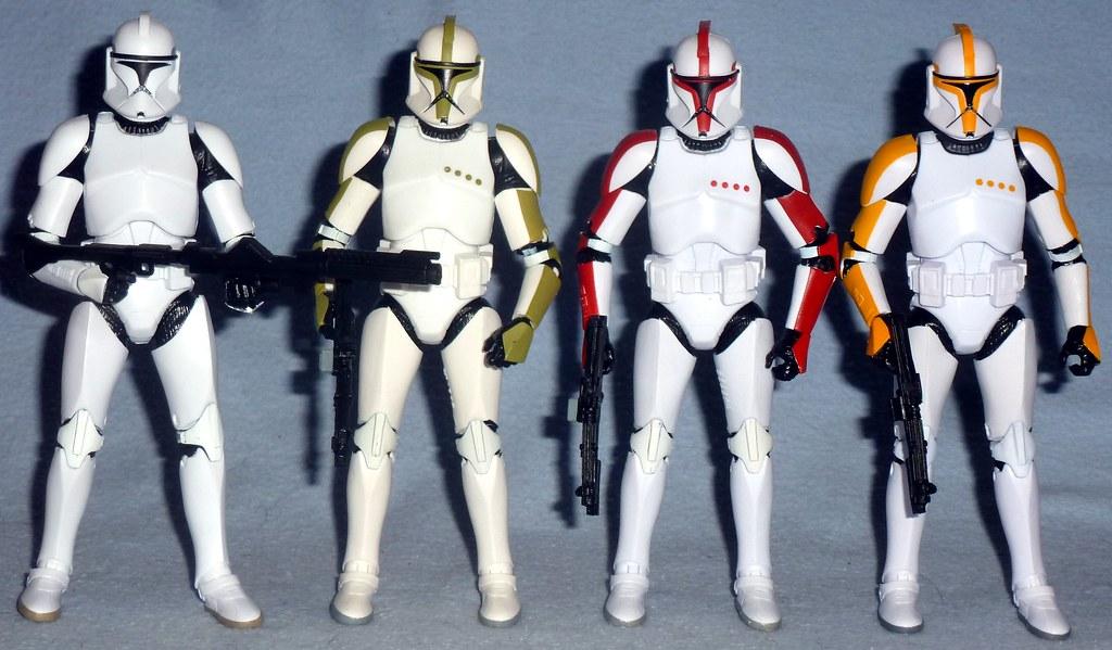 hasbro black series phase 1 clones hasbro star wars 6 in flickr
