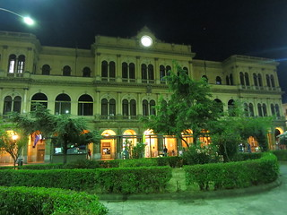 Palermo Centrale Railway Station