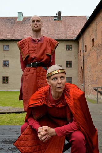 Henrik IV med prins Henrik