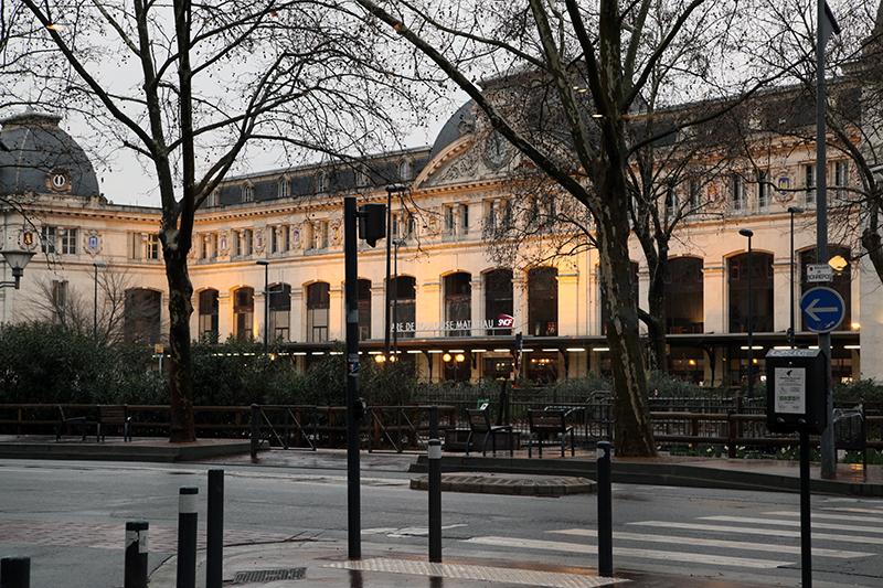 Vue de l hôtel hotel occitania centre toulouse matabiau flickr