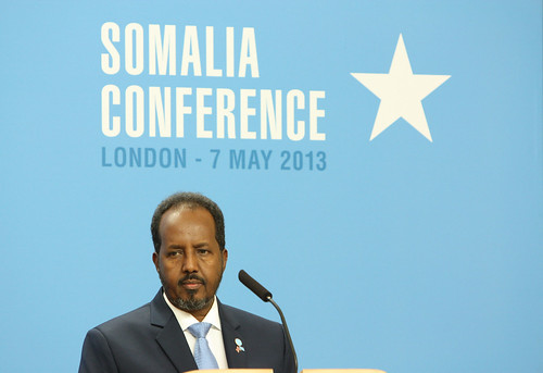 President of the Federal Republic of Somalia | by Foreign and Commonwealth Office