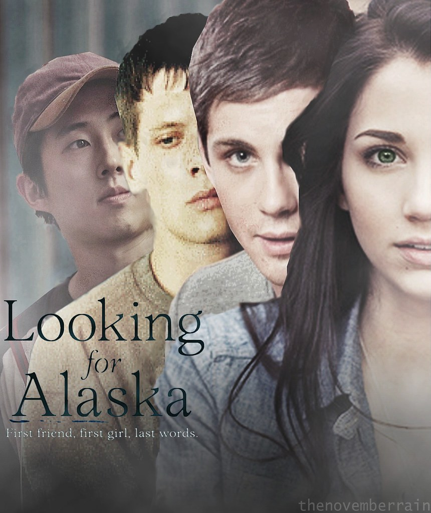 Looking For Alaska Movie Poster
