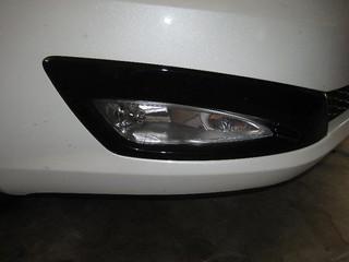 2013 Kia Optima Fog Light In Front Bumper Changing Bulb