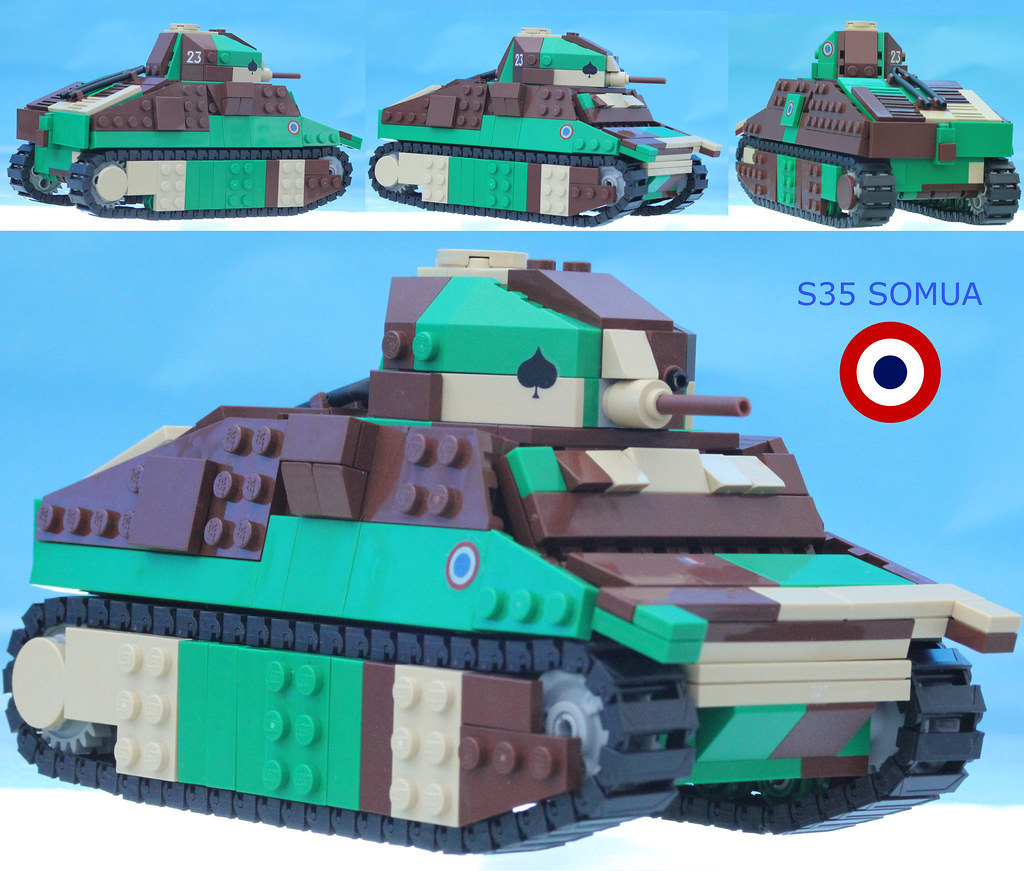 french s35 tank
