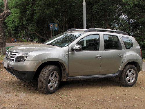 Renault Duster 2.0 Dynamique 4x4 2013 | by RL GNZLZ