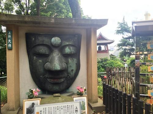 Ueno Great Buddha 2016