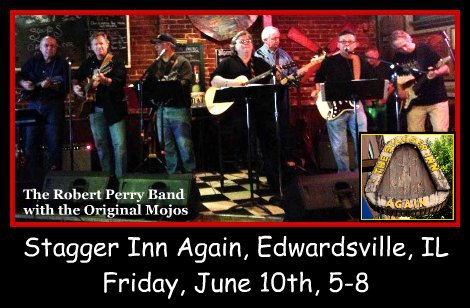 The Robert Perry Band 6-10-16