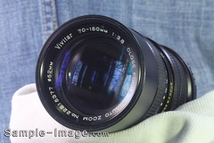 Vivitar 70-150mm f/3.8 Close Focusing Auto Zoom