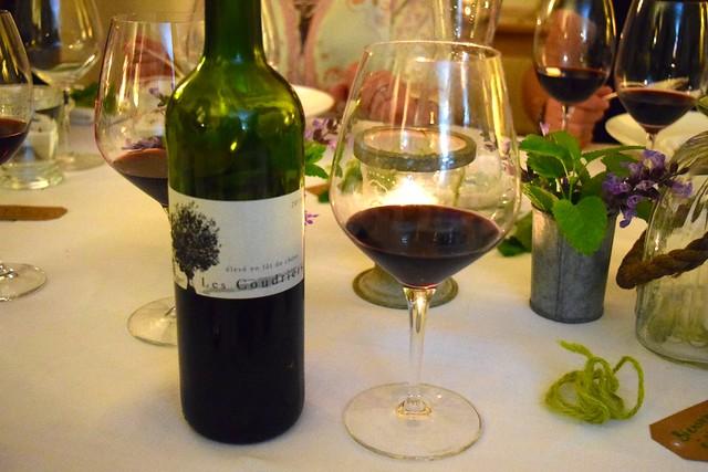 Red Wine at Manoir de Malagorse | www.rachelphipps.com @rachelphipps