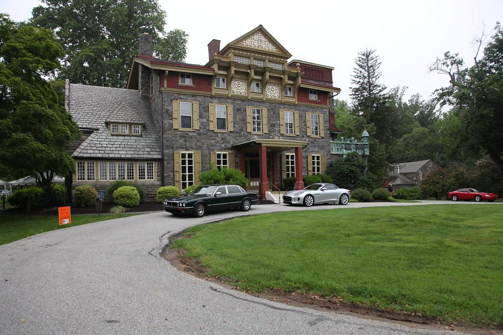 Oakbourne Mansion Car Show
