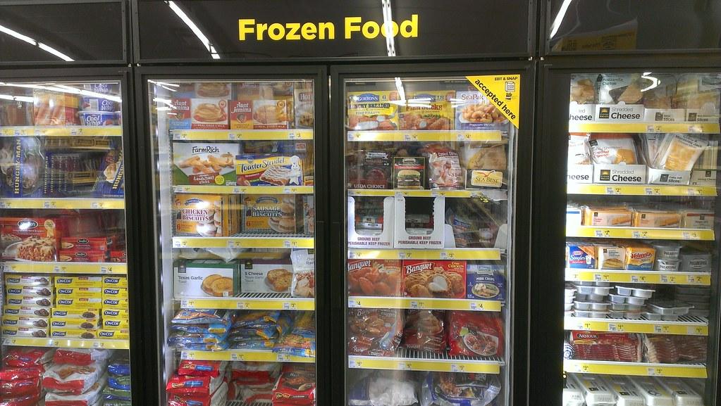 dollar general frozen food