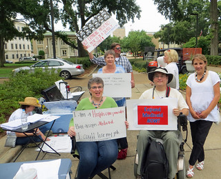 Rally to Support Medicaid Expansion | by NatalieMaynor