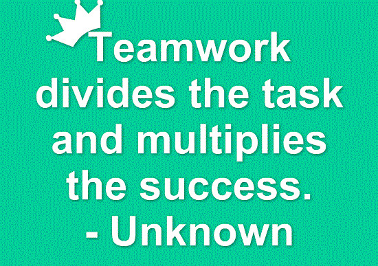 TeamworkMotivationalQuotes Teamwork Is The Most Beautifu Flickr Stunning Teamwork Motivational Quotes