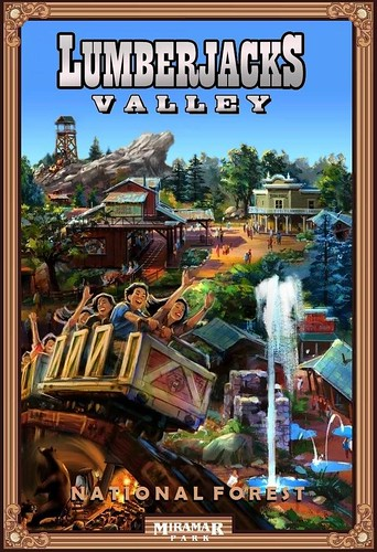 Lumberjacks Valley