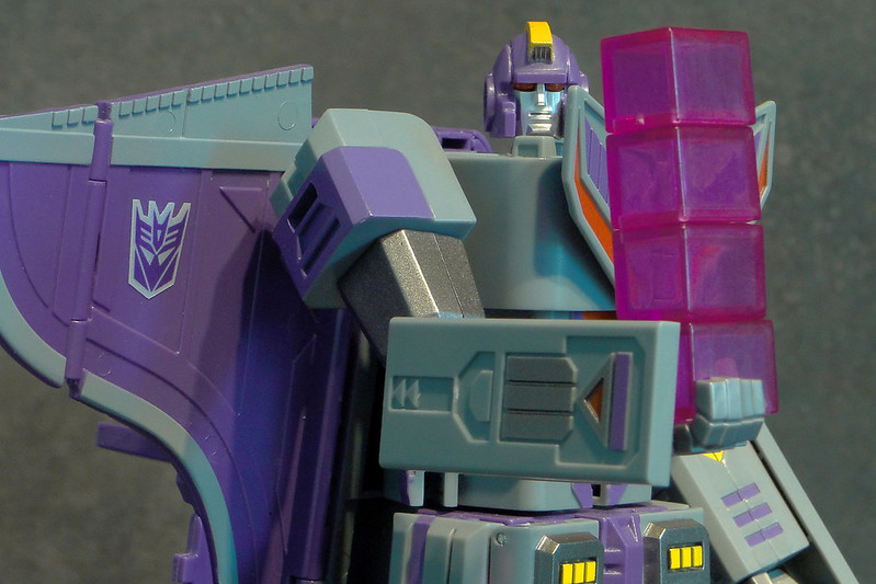 [Machine Boy/Fancy Cell Toys] Produit Tiers - FC-X01 Transportation Captain - aka Astrotrain 27846270240_11110e3421_c