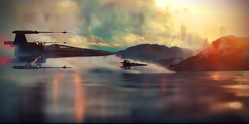 Star Wars - Episode VII - The Force Awakens - screenshot 29