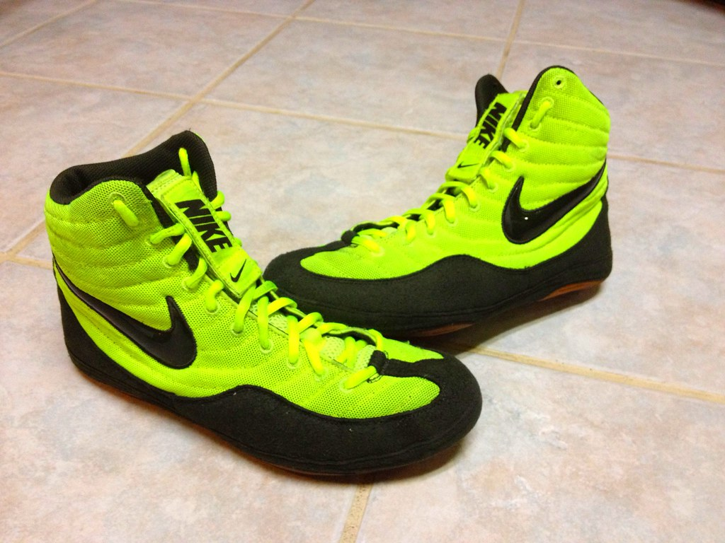Nike Volt Sample Olympic Edition Inflict | One thing that se… | Flickr