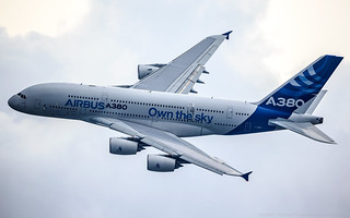 Airbus A380 | by RealHokum
