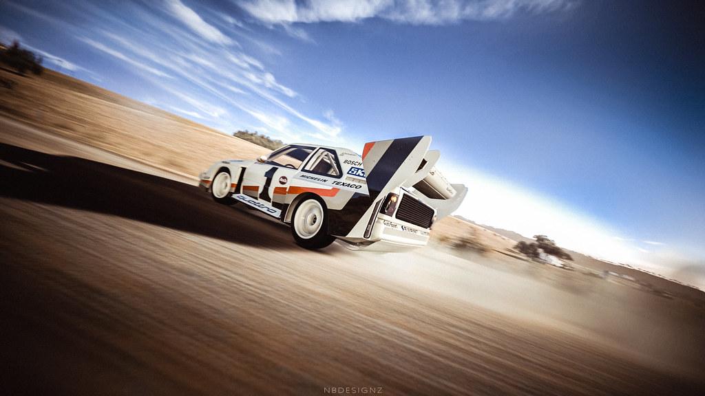 Audi Sport Quattro S1 Pikes Peak 87  Gran Turismo 6  Nicolas