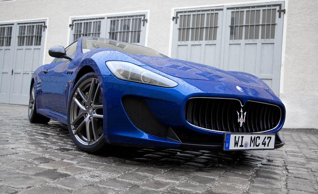 ... 2012 Maserati Granturismo Mc Stradale 102 | By Coolman92557
