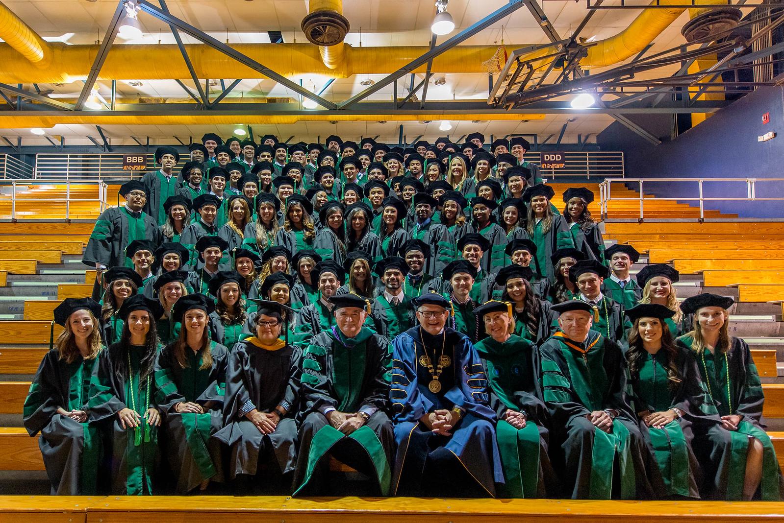 HWCOM Class of 2016 Graduation