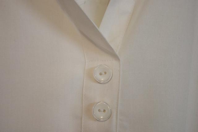 White rayon Mila shirt-3