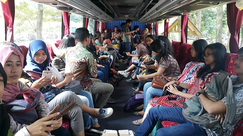 Ethnic Relation Class Field Trip to Museum Tekstil, 20 Mei 2016 | by sosiologifisipui