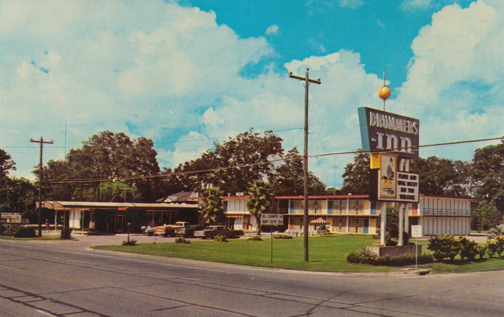 Drummers Inn Motel - Wharton, Texas