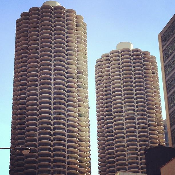 Chicago Modern Architecture dream home #modern #architecture #marinacity #chicagoriver… | flickr