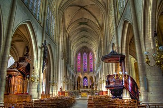 Eglise Saint-Germain-l'Auxerrois | by gr8fulted54