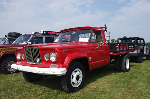 1963 Jeep J 300 Dually 18th Annual Pa Jeeps All Breeds
