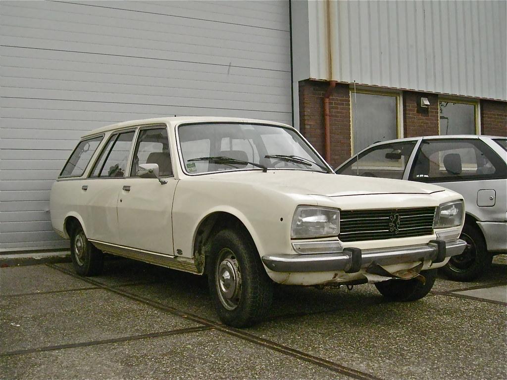 1981 Peugeot 504 Grd Break Commerciale Great French Estate Flickr