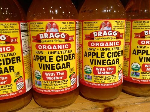 Organic Apple Cider Vinegar Detox Drink