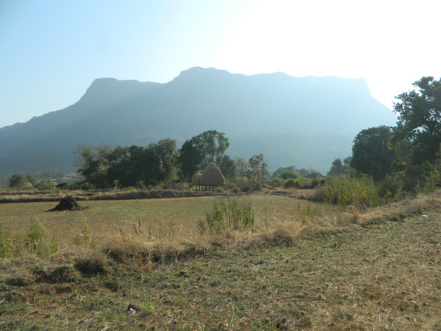 Raigad form Warangi Village