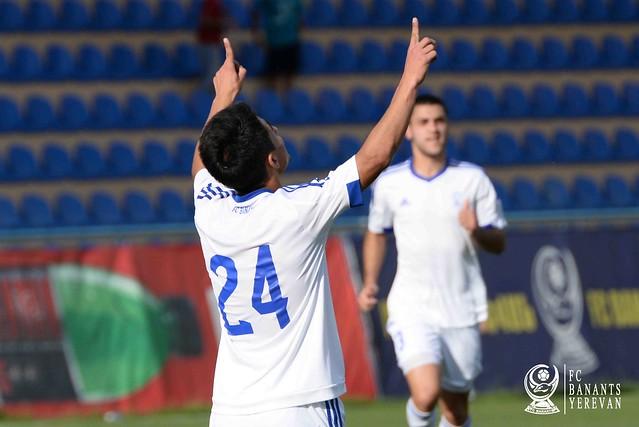 FC Banants  vs  FC Pyunik 2-1