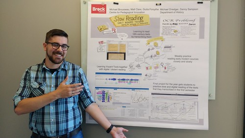 This year I can't make it to #STLHE16 but Mike and our poster will be! | by giulia.forsythe