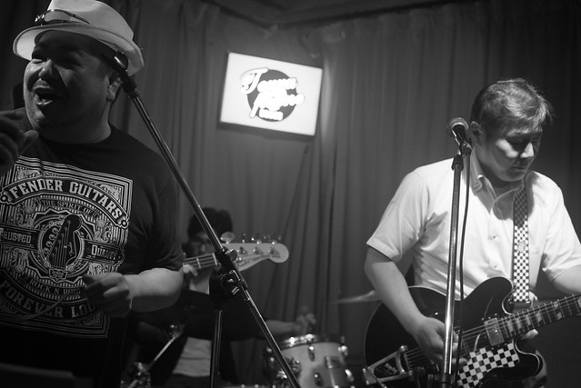 T.G.I.F. blues session at Terraplane, Tokyo, 08 Jul 2016 -00353