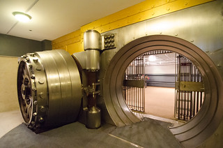 Bank Vaults under Hotels in Toronto, Ontario | by UnTapping The World