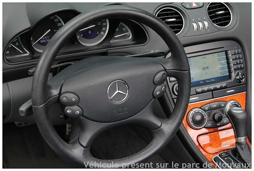 mercedes sl 500 7g tronic 09 2005 klm 6 mois d flickr. Black Bedroom Furniture Sets. Home Design Ideas