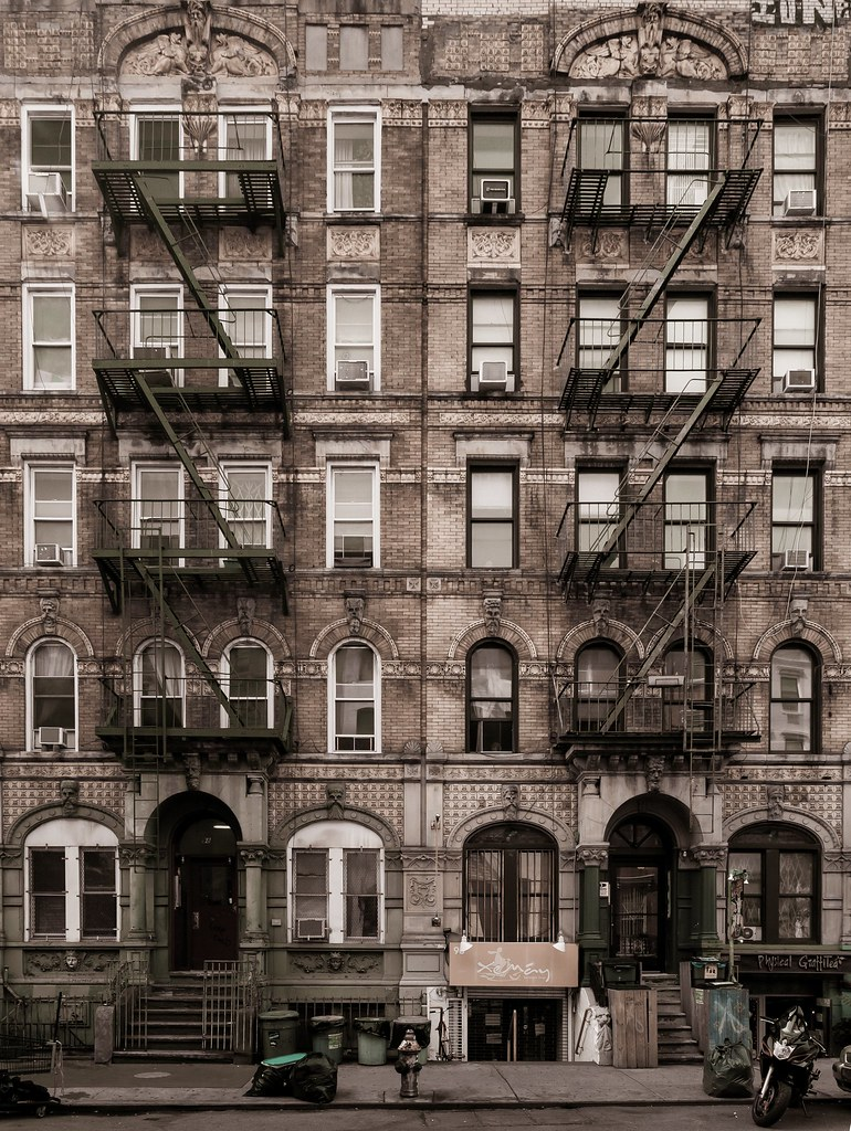 physical graffiti album cover building building used on th flickr