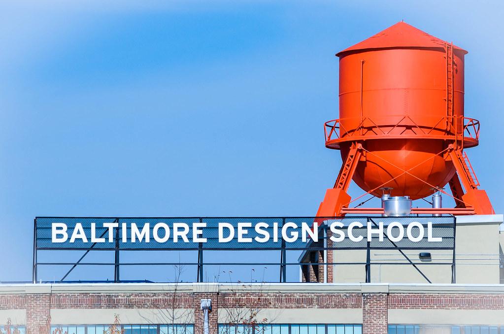 baltimore design school | lebow clothing factory/1500 barcla… | flickr