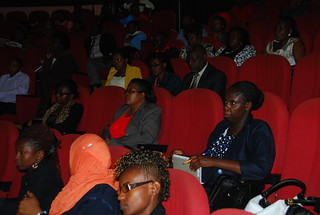 Participants during the employers mtg at USIU | by Action Network for the Disabled