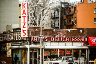 Katz's Delicatessen | by Thomas Hawk