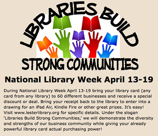 Image Result For National Library Week