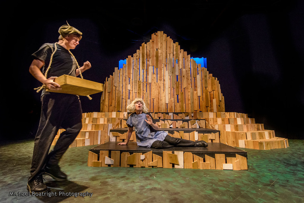 Drama Tech Enchanted Stories Brothers Grim Spectaulath Flickr