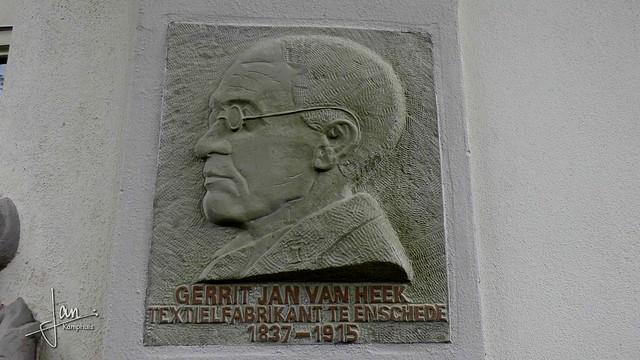 Enschede (2016) - Gerrit Jan van Heek